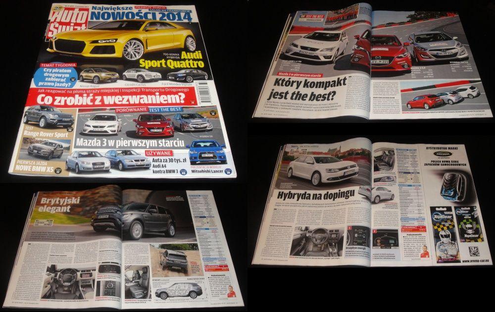Tygodnik Auto Świat 37 2013