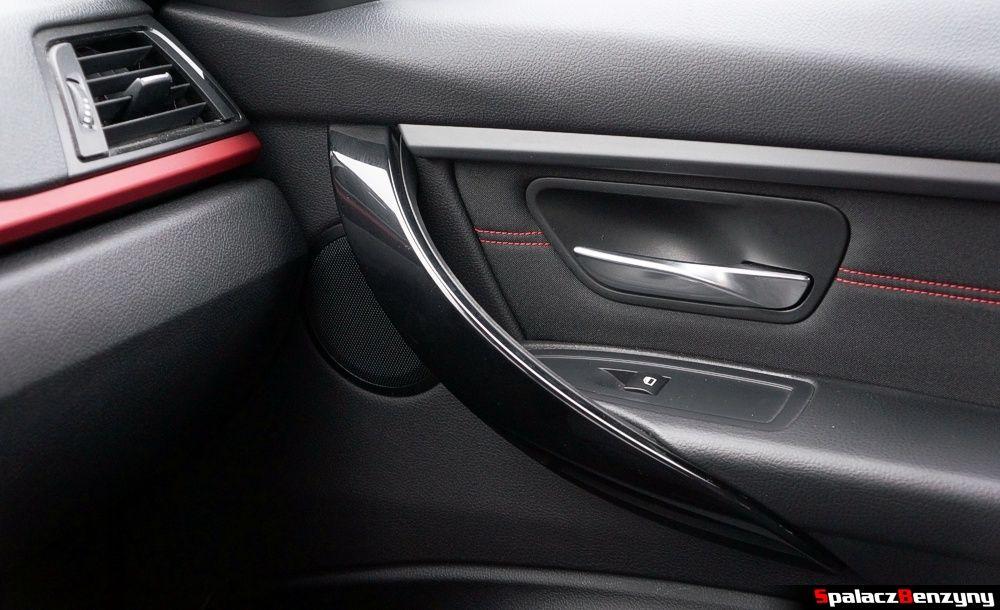 Uchwyt drzwi BMW 316i 2013