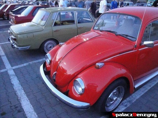 VW Garbus na Lubelskie Klasyki Noc�