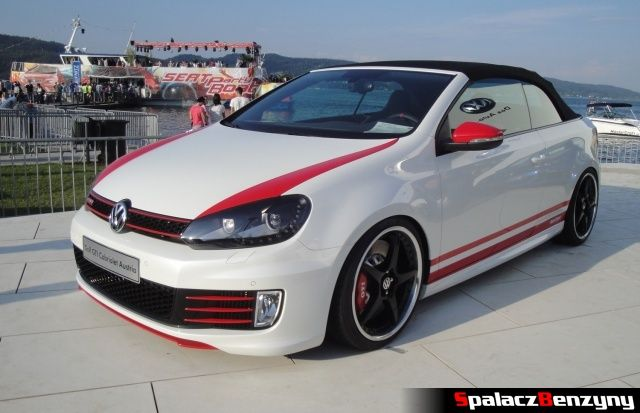 VW Golf GTI kabriolet Austria na Worthersee 2013