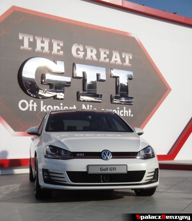 VW Golf GTI na Worthersee 2013