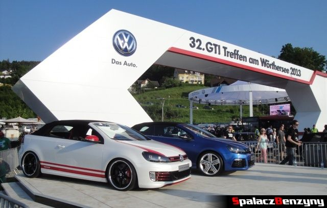 VW Golf na Worthersee 2013