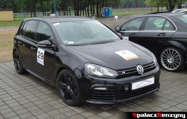 VW Golf R na TPTD 25 maj 2013