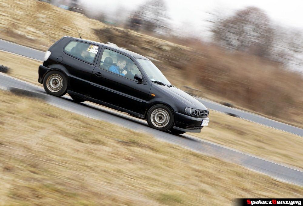 VW Polo na RS Kulig 2014 Tor Lublin