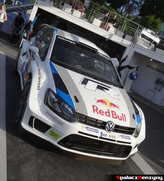 VW Polo R WRC rajdowy na Worthersee 2013