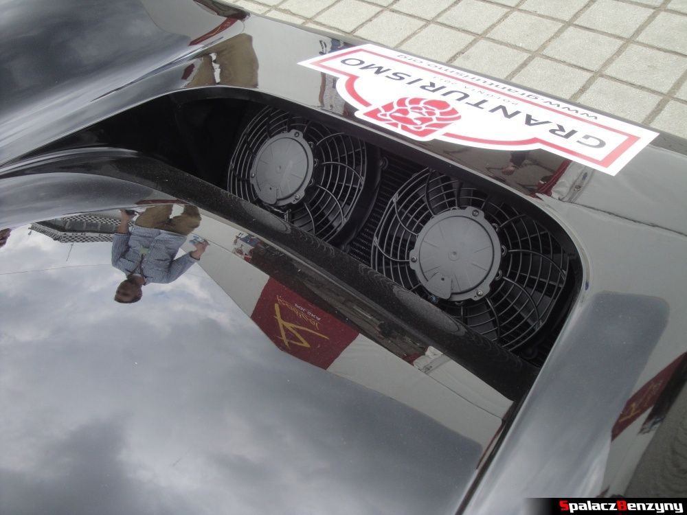 Wiatraki chłodnicy Ultima GTR na Gran Turismo Polonia 2013