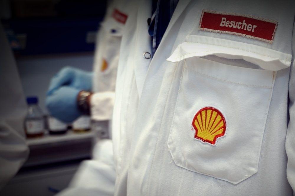 Wizyta w Centralnym Laboratorium Shell w Hamburgu