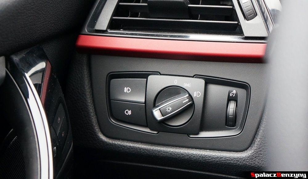 Włącznik świateł BMW 316i 2013