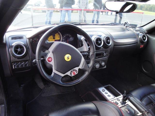 Wn�trze Ferrari F430 Spider