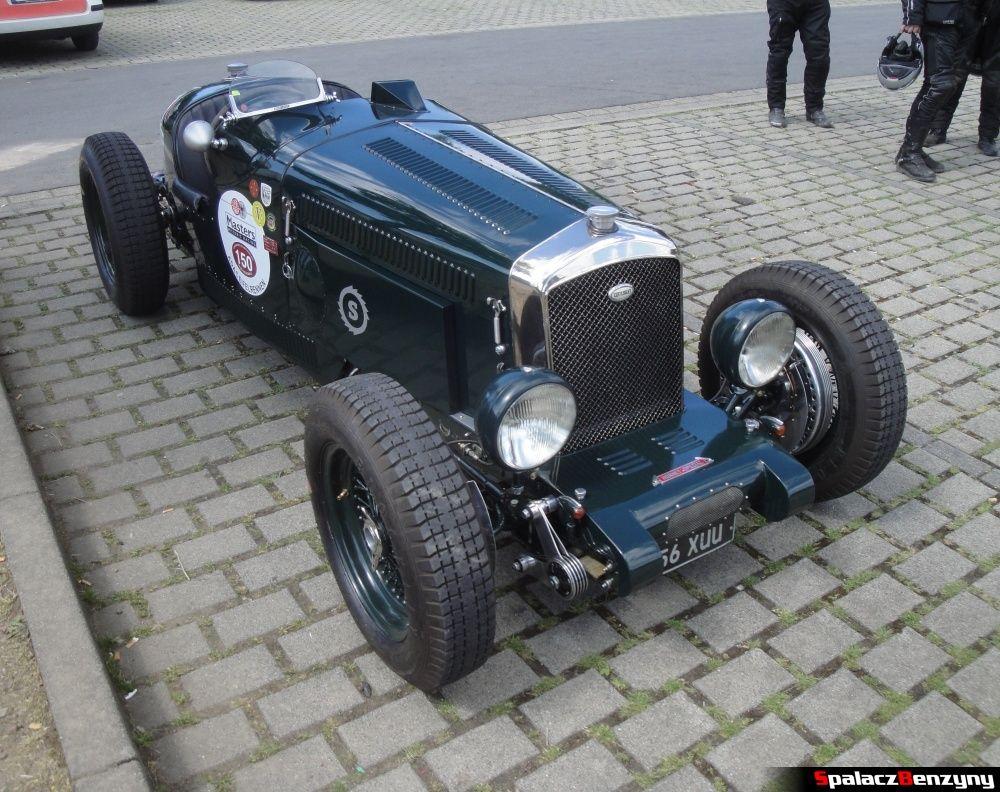 Wolseley Hornet Special na Nurburgring Nordschleife