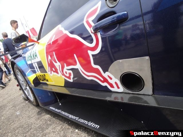 Wydech Audi A5 DTM na Worthersee 2013