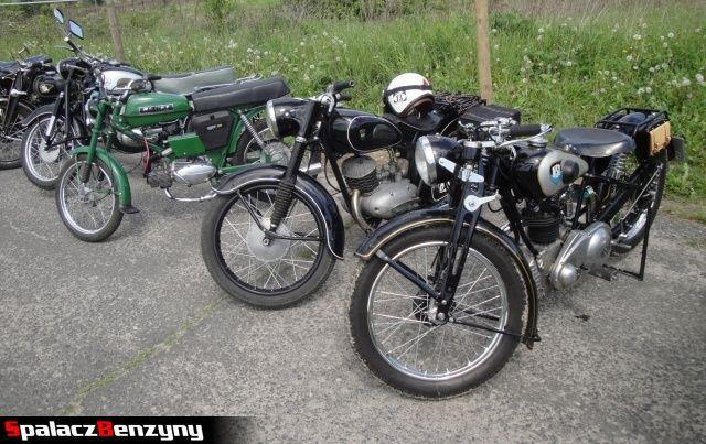 Wystawa motocykli na Super Veteran 2012 w Lublinie