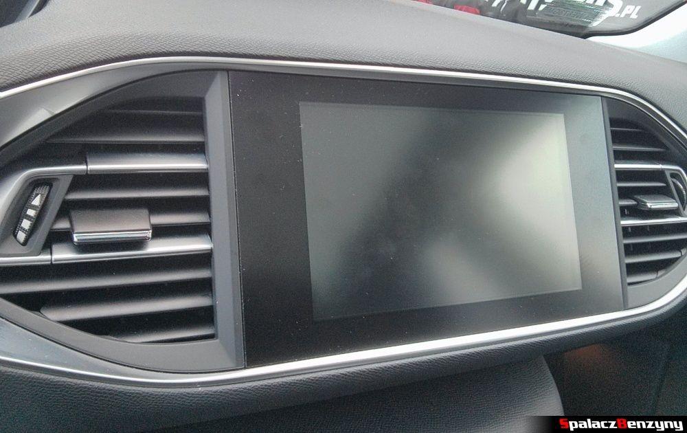 Wyświetlacz Peugeot 308