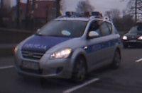 Zatrzymanie przez policję w Kia