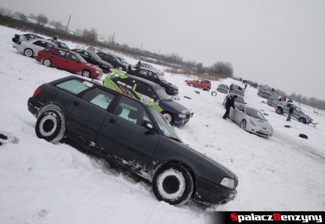 Zawodnicy na RS Rally na Torze w Lublinie 2013