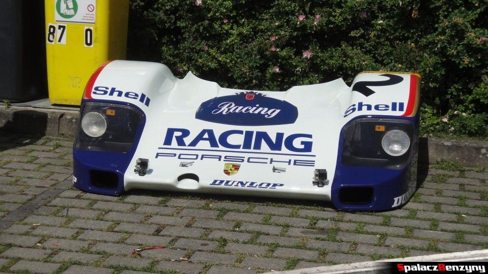 Zderzak Porsche 956 na Nurburgring Nordschleife