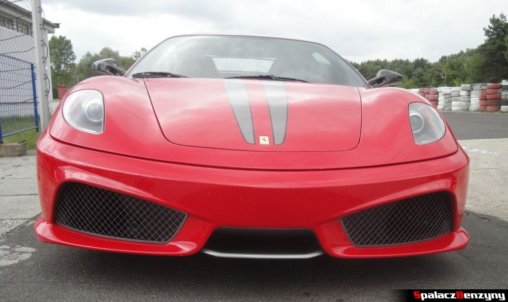 Zderzak przedni Ferrari 430 Scuderia na Gran Turismo Polonia 2013