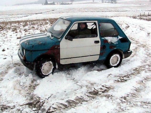 Zimowy Konkurs Shell Helix Maluch w zimie