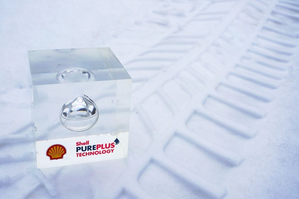 Zimowy konkurs Shell Helix
