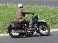 Zlot motocykli Super Veteran 2012 w Lublinie