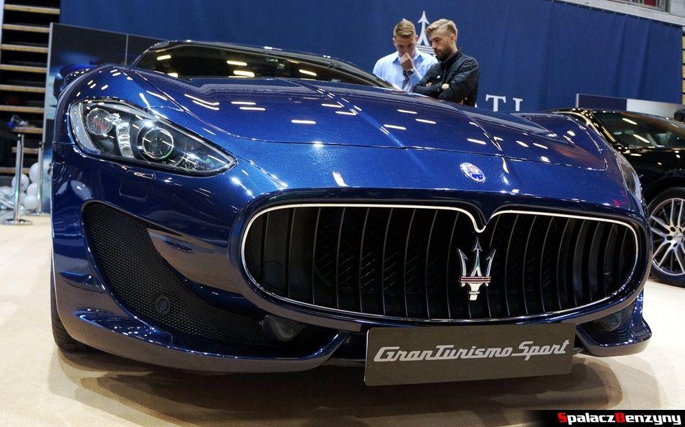 Grill Maserati GranTurismo S