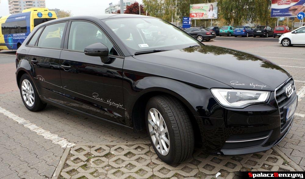 w Audi A3 1.4 TFSI