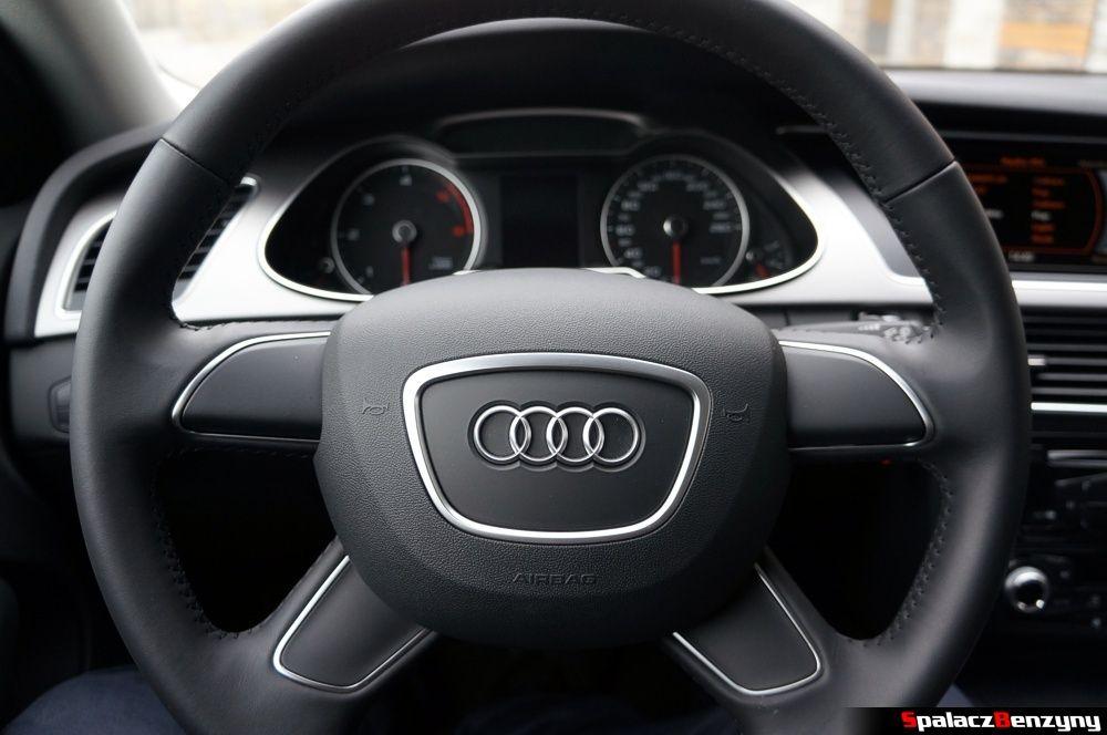 Audi A4 kombi 2.0 TDI 2013