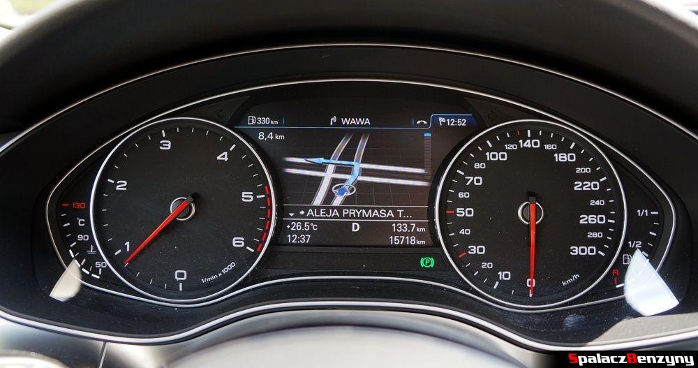 Audi A6 2.0 TDI FWD 2013