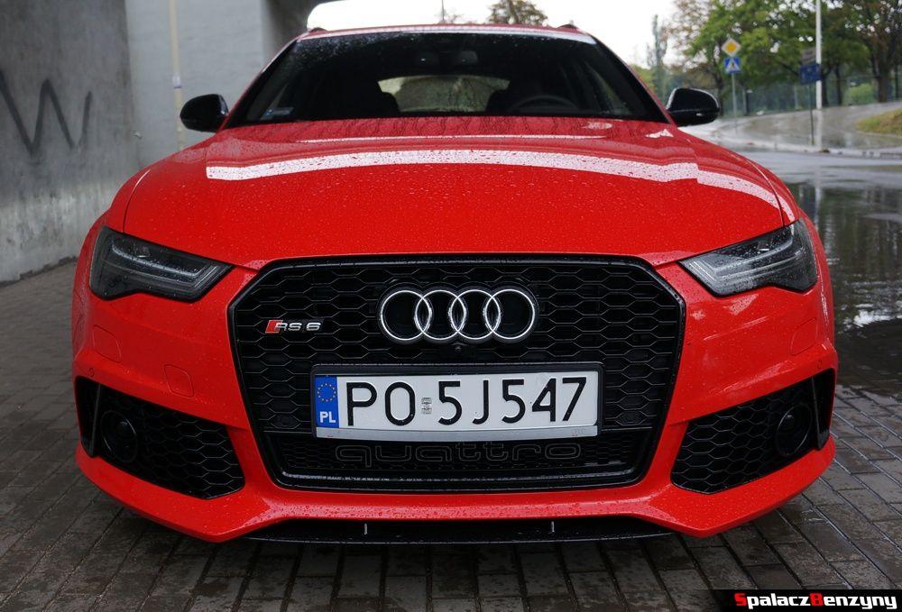 Audi RS6 4.0 TFSI 2015