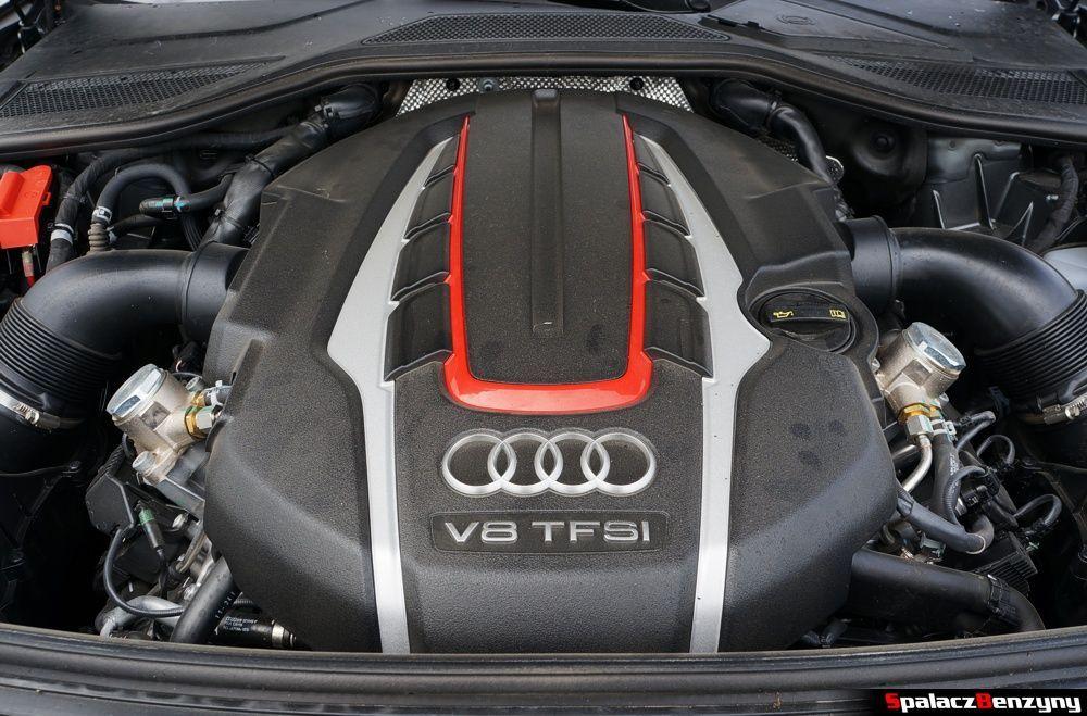 Silnik Audi S8 4.0 TFSI 2015