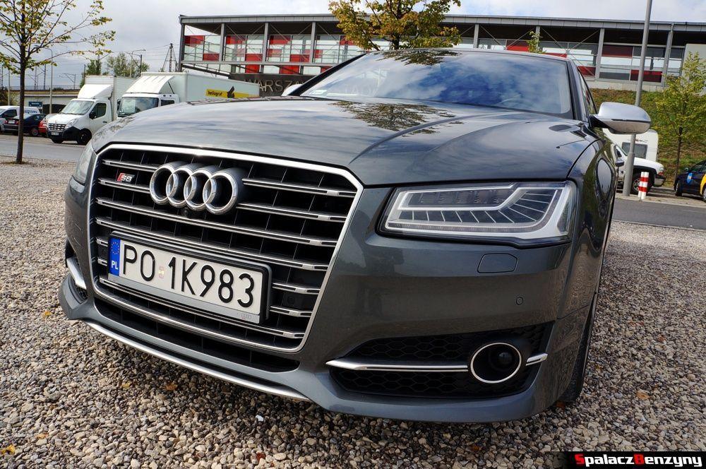 Audi S8 4.0 TFSI 2015