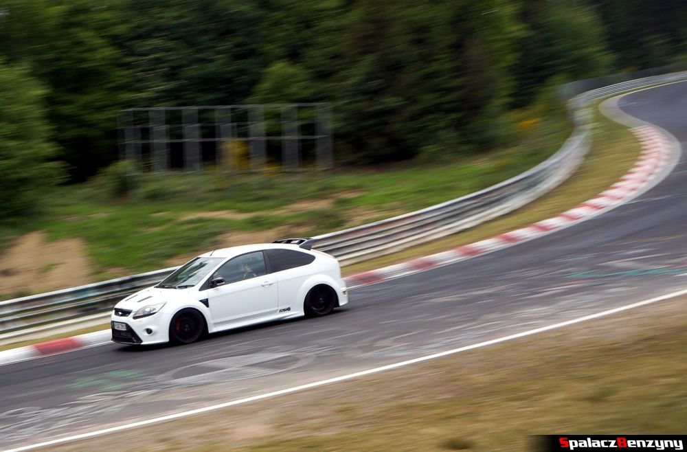 Ford Focus RS na Nurburgring Nordschleife 2015