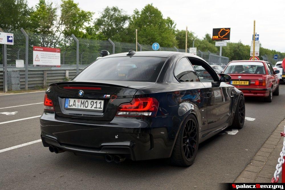 BMW 1M na Nurburgring Nordschleife 2015
