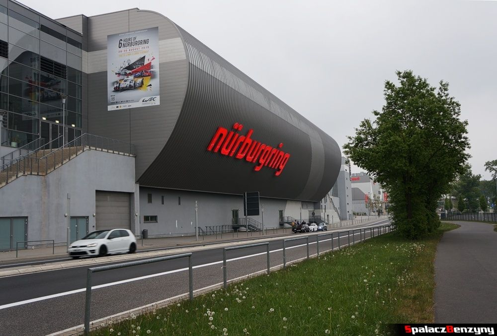 Centrum Nurburgring 2015