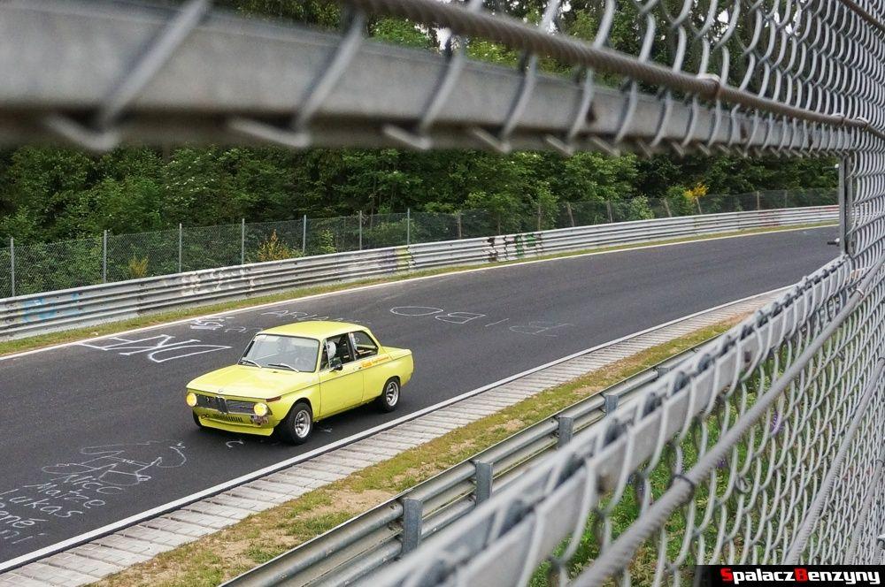 Klasyczne BMW na Nurburgring Nordschleife 2015