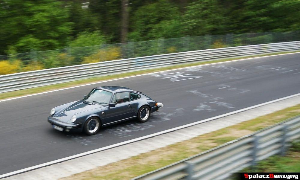 Klasyczne Porsche na Nurburgring Nordschleife 2015