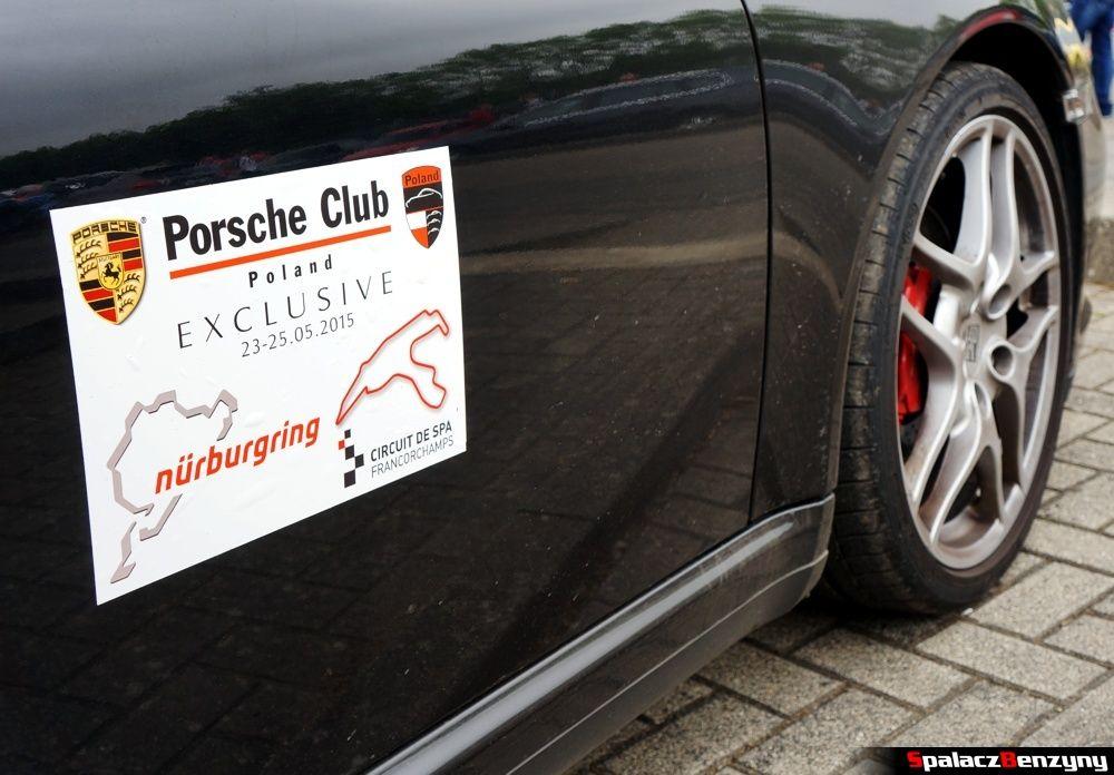 Porsche Club Poland na Nurburgring Nordschleife 2015