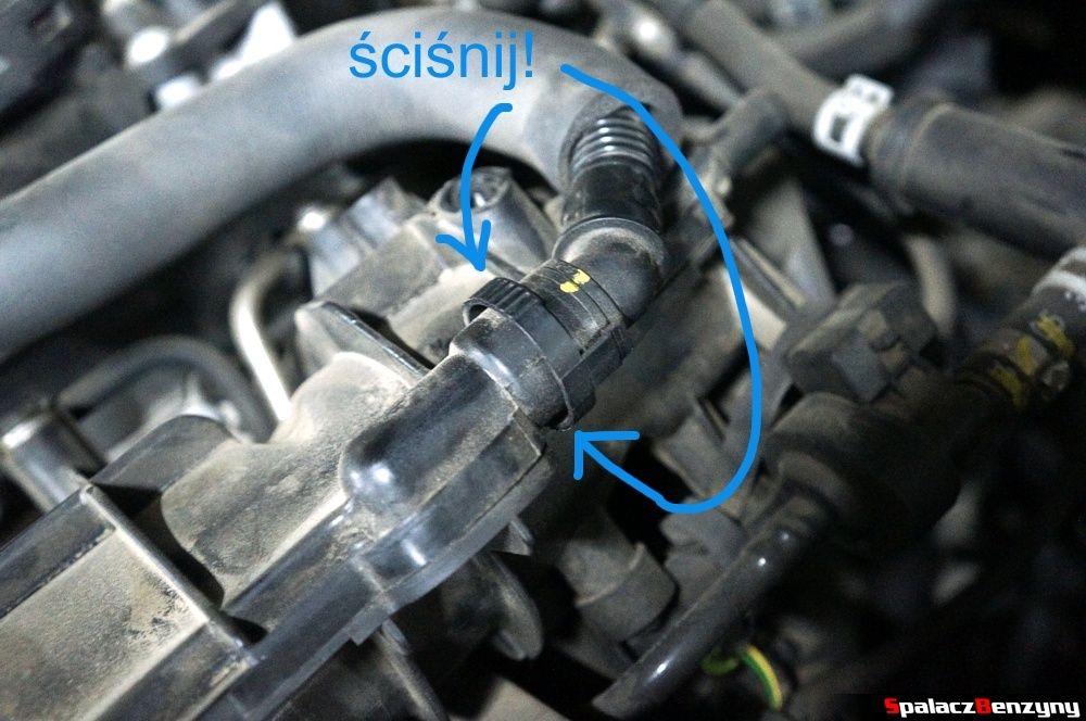Odma Separator Oleju 2.0 TFSI TSI Audi