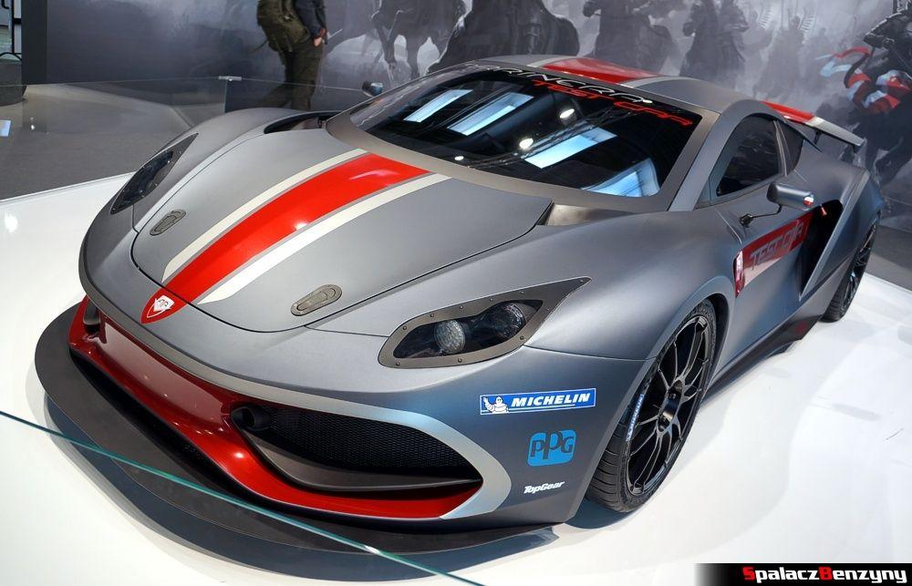 na Poznań Motor Show 2015