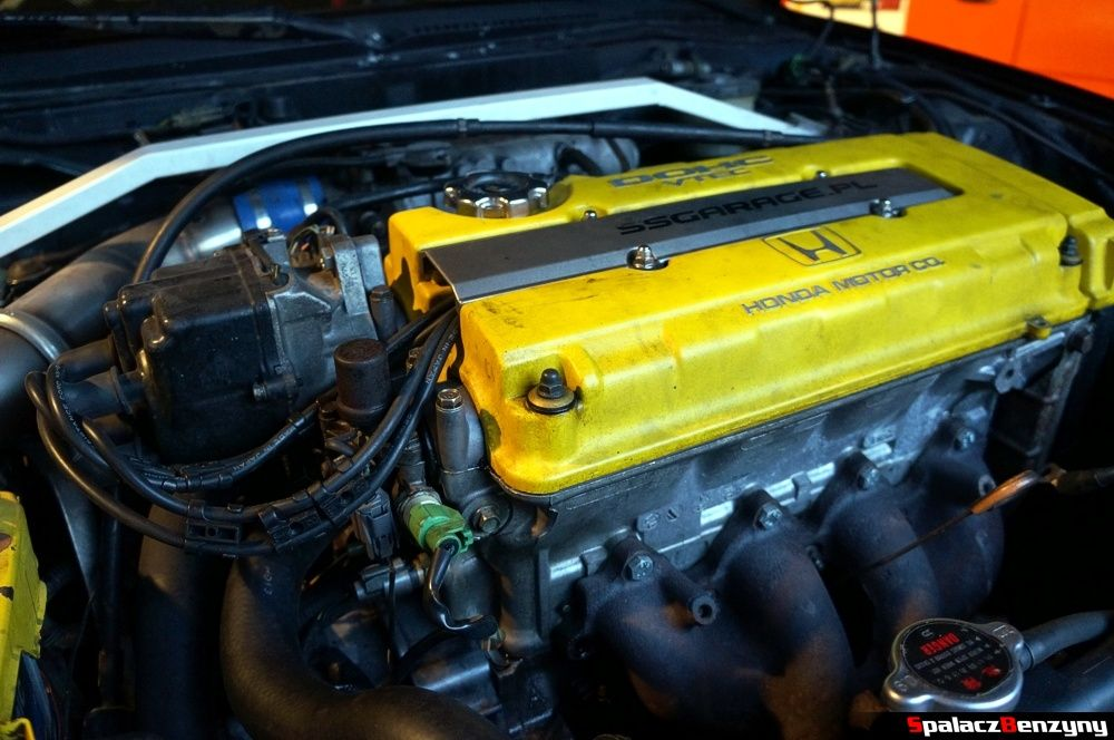 Shell Helix Ultra i Honda Civic