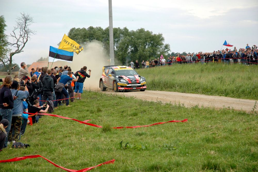 na LOTOS 71. Rajd Polski Rally Poland
