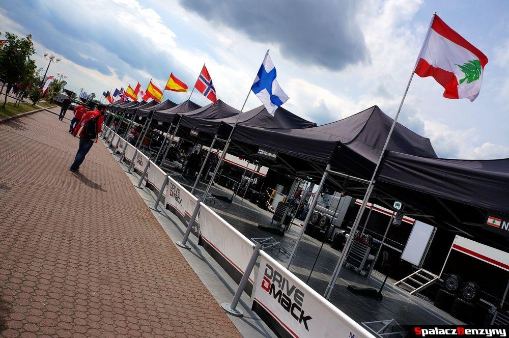 Drive Dmack RC4 na Rajd Polski 2014