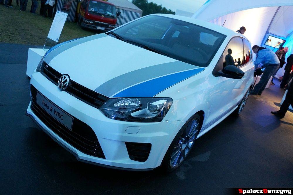 Zwykły VW Polo R na Rajd Polski 2014