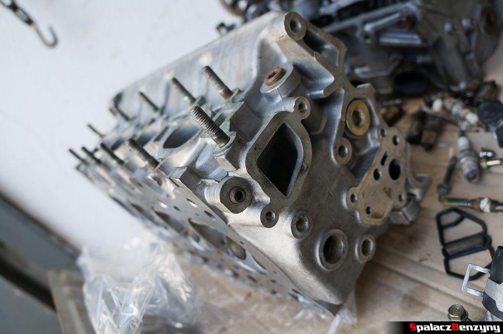 podzespoły głowicy  remont silnika Honda Civic