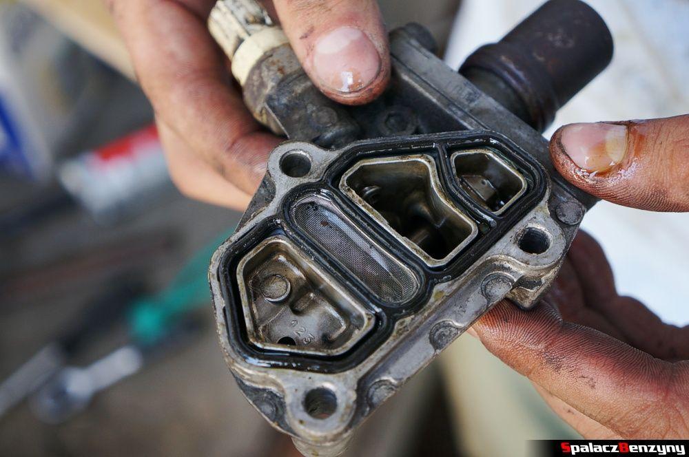 Uszczelka z filtrem zaworu VTEC Honda Civic