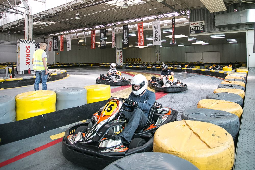 Shell F1 karting